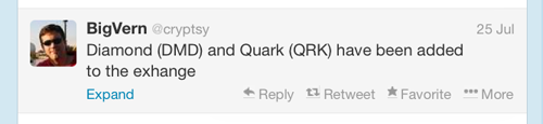 qrk on crypst